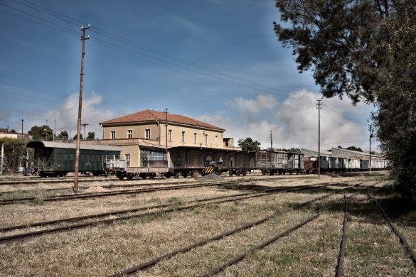 Treno del sogno eritreo